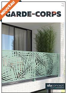 Catalogue portails, clôtures & claustras