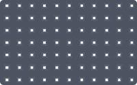 Motif Perforation Oblong