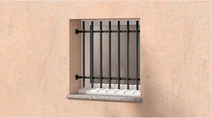 Défenses Fenêtre & Barres d'Appui