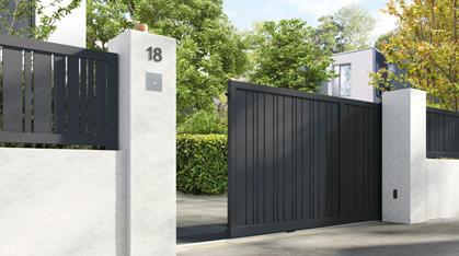 Portails, clôtures